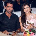 Deepak Chahar With His Sister Malti Chahar