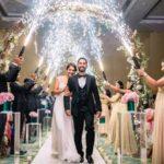 Dinesh Karthik and Deepika Pallikal - Christian wedding