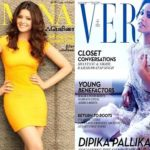 Dipika Pallikal appeared on the cover of magazines