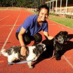 Dipika Pallikal loves dogs