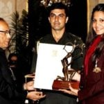 Dipika Pallikal received Arjuna Award