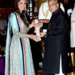 Dipika Pallikal received Padma Shri Award