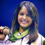 Dipika Pallikal won Bronze Medal at 2014 Asian Games