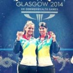 Dipika Pallikal won Gold Medal along with partner Joshna Chinappa at 2014 Commonwealth Games