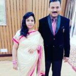 Dolly Sharma Parents