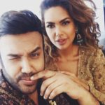 Nikhil With Esha Gupta