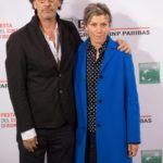 Frances McDormand With Her Husband Joel Coen