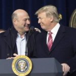 Gary Cohn With Donald Trump