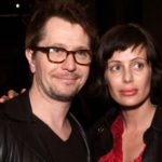 Gary Oldman With His Ex-Wife Donya Fiorentino