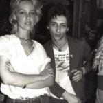 Gary Oldman With His Rumoured Girlfriend Cyrinda Foxe