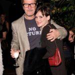 Gary Oldman With His Rumoured Girlfriend Winona Ryder