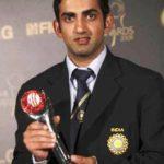 Gautam Gambhir - ICC Test Player of the Year