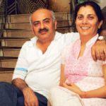 Gautam Gambhir's parents