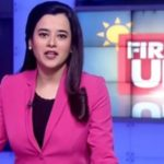 Griha Atul As An Anchor At Television Network