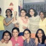 Griha Atul In Her College Days