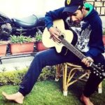 Gurkeerat Singh Mann loves to play guitar