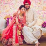 Gursimran Khamba and Ismeet Kohli marriage pic