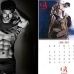 Honey Makhani Gladrags Calendar 2011