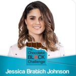 Jessica Bratich Johnson supporting Chocolate Block Challenge
