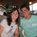 Jessica Bratich Johnson's mother and brother