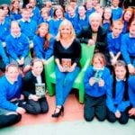 Lucy Hawking Children Author