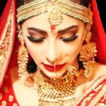 Muskan Sethi In Her Bridal Look
