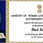 Muskan Sethi's National Award