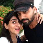 Nikita Vanjara with Murali Vijay