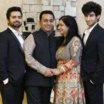 Nishkarsh Arora Family
