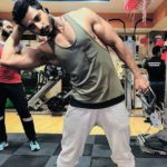 Nitin Goswami Fitness Freak