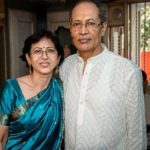 Panchi Bora's parents