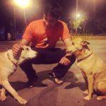 Pranay Pachauri Dog Lover