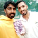 Prashant Chopra With His Brother Ankush Bedi