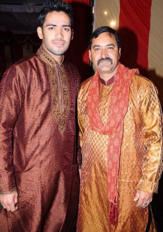 Image result for Prashant Chopra family