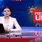 Preeti Choudhry Anchoring At India Today Group