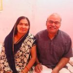 Preeti Kuntal Parents