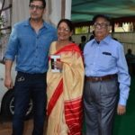Priyanshu Chatterjee Parents