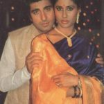 Raj Babbar With His Ex-Wife Smita Patil