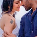 Sheethal Goutham tattoo on the arm