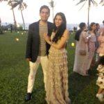 Shloka Mehta With her Husband Akash Ambani