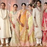 Viraj Mehta with his wife , two sisters, and parents