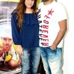 Siddharth Anand with his wife Mamta Bhatia-Anand