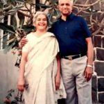 Siddharth Barsur's Parents
