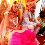 Smriti Khanna and Gautam Gupta marriage pic