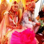 Gautam Gupta and Smriti Khanna marriage pic