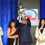 Subhash Chandra Getting Global Indian Entertainment Personality Of The Year Award