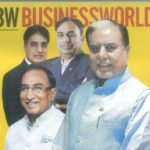 Subhash Chandra With His Brothers Laxmi, Jawahar, And Ashok