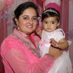 Tajinder Singh's Sister Rupinder Toor