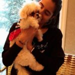 Tanya Mallya loves dogs