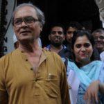 Teesta Setalvad With Her Husband Javed